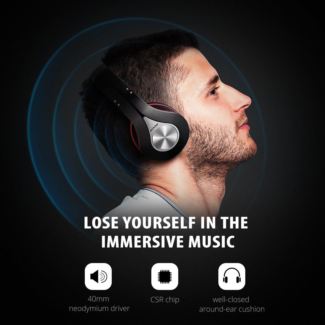 Mpow 059 Bluetooth Headphone - Review