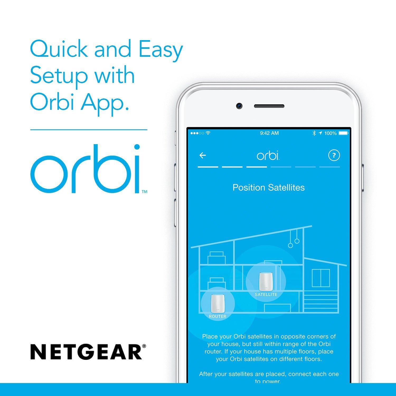Netgear Orbi Home Wifi System - Review