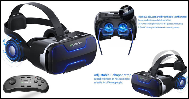 ISUNPO Virtual Reality Headset Full Review With Pros And Cons