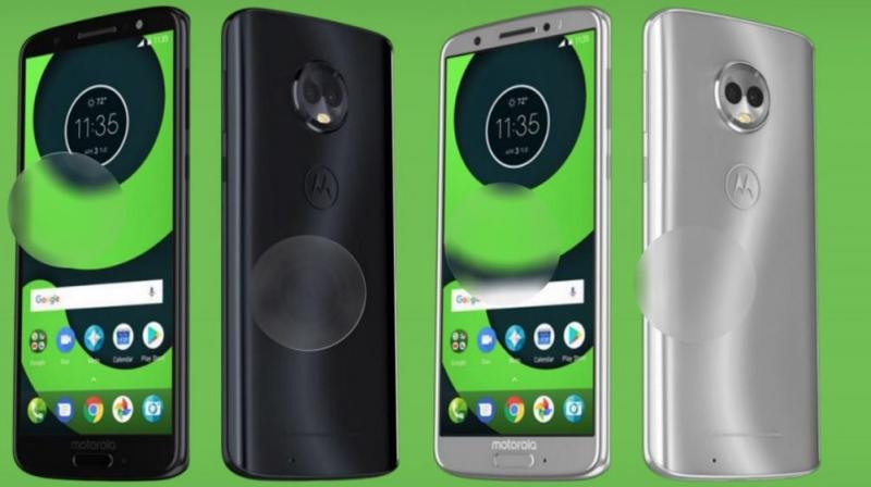 Motorola Moto G6 Features With Max Vision Display
