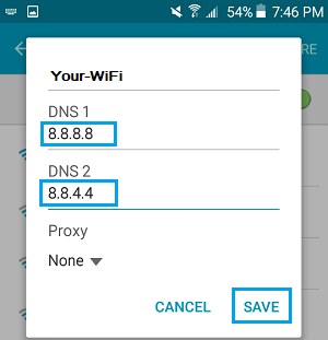 Fix LG V40 ThinQ WiFi Connection Problem With Internet