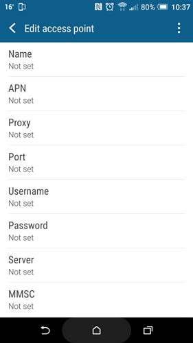 SOLVED: Fix Nokia 7.1 Mobile Data Not Working